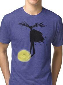 Lantern bearer Tri-blend T-Shirt