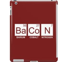Ba Co N (Bacon) iPad Case/Skin