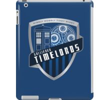 Gallifrey Timelords iPad Case/Skin