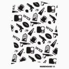 Warehouse 13 Items by thegadzooks