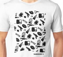 Warehouse 13 Items Unisex T-Shirt