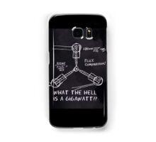 1.21 Gigawatts Samsung Galaxy Case/Skin