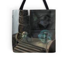 Bonestrewn Crest Tote Bag