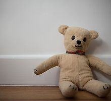 Day 81 - teddy by Hege Nolan