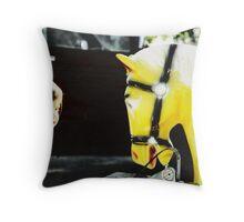 Innocense Throw Pillow