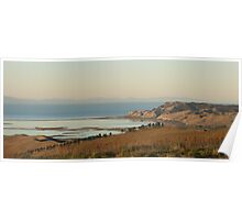 Wairau Lagoons panorama Poster