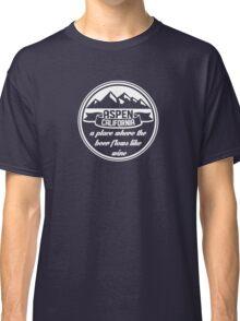 Aspen, California Classic T-Shirt