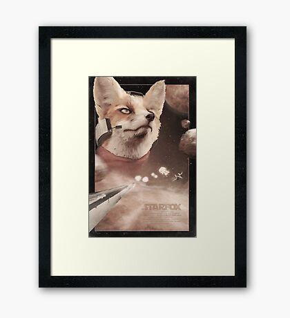 The Scifi movie i want Framed Print