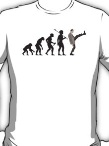Evolution of Bean T-Shirt