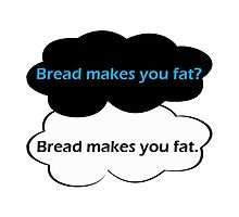 Bread Makes You Fat? Scott Pilgrim x The Fault In Our Stars by piercetheveil
