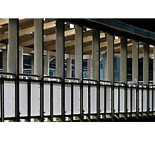 Terminal Lines Photographic Print