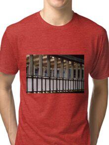 Terminal Lines Tri-blend T-Shirt