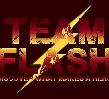 Team Flash by GreenGamer