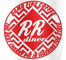 Double R Diner Poster