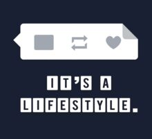 It's a Lifestyle T-Shirt