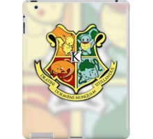 The Kanto School of Witchcraft and 'Rizardry iPad Case/Skin