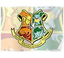 The Kanto School of Witchcraft and 'Rizardry Poster