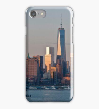 NYC- World Trade Center 1 iPhone Case/Skin