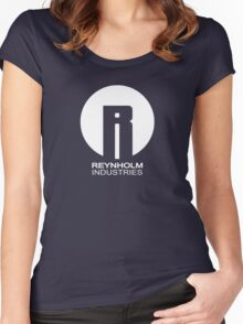Reynholm Industries Women's Fitted Scoop T-Shirt