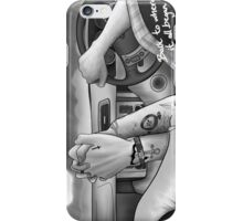 back to where it all began iPhone Case/Skin