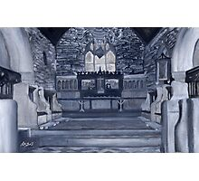 The Holy Place Photographic Print