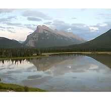 The Canadian Rockies Photographic Print
