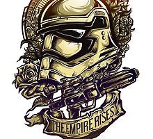 The Empire Rises  by jmlfreeman