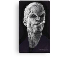 School Hard - Spike - BtVS Canvas Print