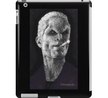 School Hard - Spike - BtVS iPad Case/Skin