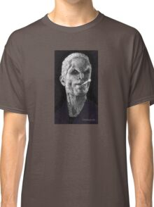 School Hard - Spike - BtVS Classic T-Shirt