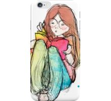 Colorful Mind iPhone Case/Skin