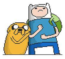 Jake & Finn  by MonHood