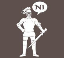 The Knights Who Say Ni by TeesBox
