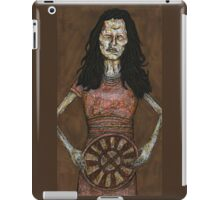 Inca Mummy Girl - Ampata - BtVS iPad Case/Skin