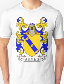 Armes Coat of Arms T-Shirt