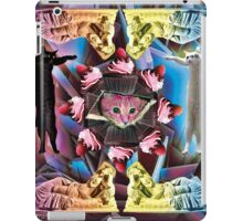 ALL CEILING CAT WITH LONGCAT DONORS iPad Case/Skin