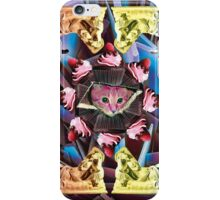 ALL CEILING CAT WITH LONGCAT DONORS iPhone Case/Skin