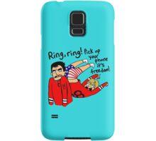 Patrick Kane's Freedom Phone Samsung Galaxy Case/Skin
