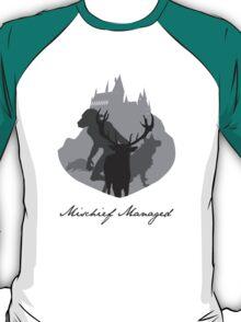 The Marauders Grayscale T-Shirt