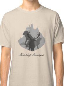 The Marauders Grayscale Classic T-Shirt