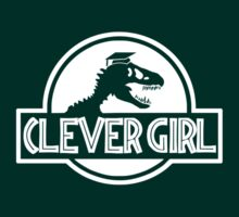 Clever Girl by TeesBox