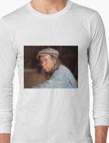 """You Talking To Me....."" Long Sleeve T-Shirt"