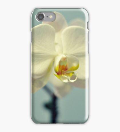 Vanilla Orchid iPhone Case/Skin