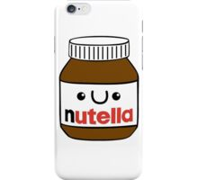 Nutella monster iPhone Case/Skin