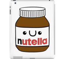 Nutella monster iPad Case/Skin