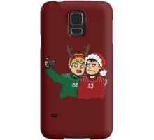 A Very Selfie Christmas Samsung Galaxy Case/Skin