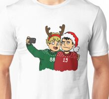 A Very Selfie Christmas Unisex T-Shirt