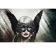 Zoe Harlotta - Queen of Birds 1 Photographic Print