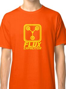 Flux Capacitor - Back to the Future Classic T-Shirt