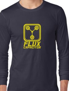Flux Capacitor - Back to the Future Long Sleeve T-Shirt